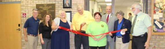 Sweeney joins in ribbon cutting for Salem Community College facility